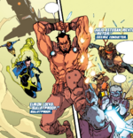 Press Gang (Earth-BWXP) from X-Tinction Agenda Vol 1 1 001