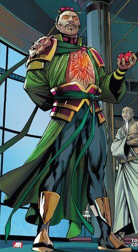 Ran Shen (Earth-616) | Marvel Database | FANDOM powered by ...