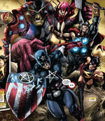 Revengers (Earth-10011) from Realm of Kings Vol 1 1 0001