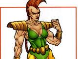Robin Braxton (Earth-616)
