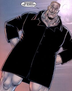 Russian (Earth-616) from Punisher Vol 6 1 001