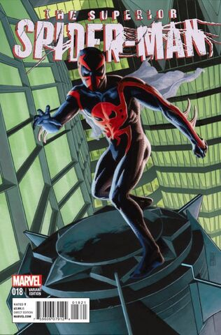 File:Superior Spider-Man Vol 1 18 Jones Variant.jpg