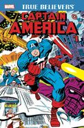 True Believers Kirby 100th - Captain America Vol 1 1