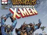 War of the Realms: Uncanny X-Men Vol 1 3