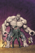 What If General Ross Had Become the Hulk? Vol 1 1 Textless
