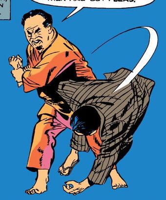 Wong-Chu (Earth-616) | Marvel Database | Fandom