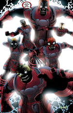 Zombies (Earth-2149) from Marvel Zombies Vol 1 5 001