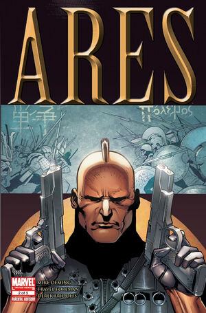 Ares Vol 1 2