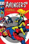 Avengers Vol 1 59