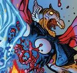 Beta Ray Bill (Earth-18138) from Cosmic Ghost Rider Vol 1 3 001