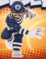 Bullseye (Lester) (Earth-91119) from Marvel Super Hero Squad Online 001