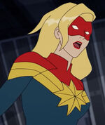 Carol Danvers (Earth-TRN684) from Marvel Rising Secret Warriors 0001
