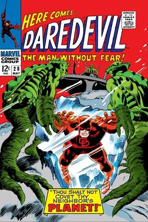 Daredevil Vol 1 28