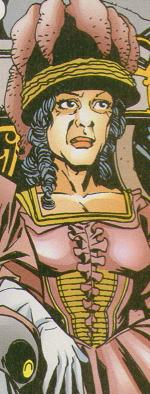 Diana Knight (Earth-616) from X-Men Hellfire Club Vol 1 2 0001