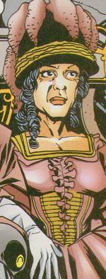 Diana Knight (Earth-616) from X-Men Hellfire Club Vol 1 2 0001