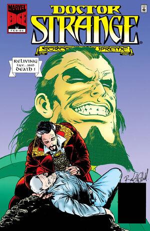 Doctor Strange, Sorcerer Supreme Vol 1 86