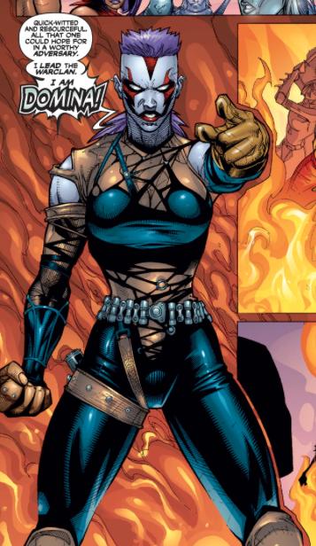 Domina Earth 616 Marvel Database Fandom Powered By Wikia