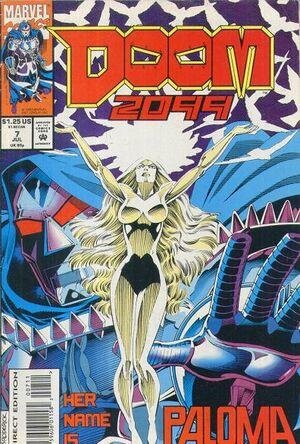 Doom 2099 Vol 1 7