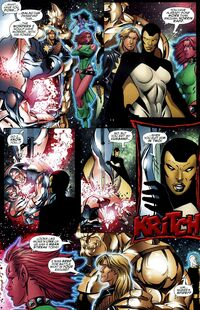 Exiles Vol 1 88 p21 Silver Surfer (Earth-552)'s death