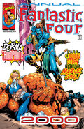 Fantastic Four Annual Vol 1 2000