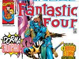 Fantastic Four Annual Vol 1 2000