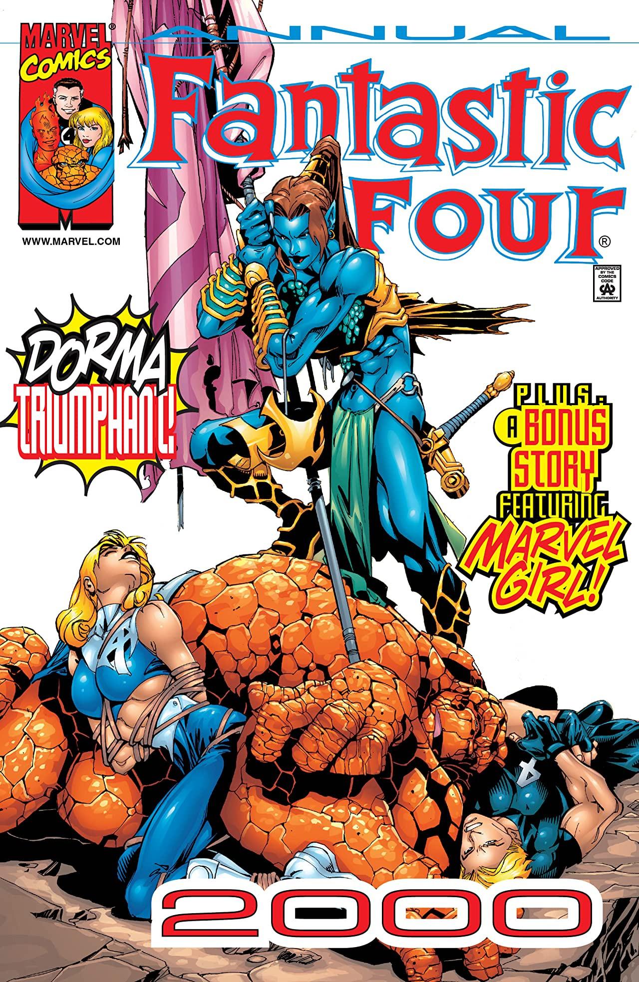 marvel comics 2000
