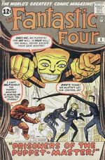 Fantastic Four Vol 1 8 Vintage