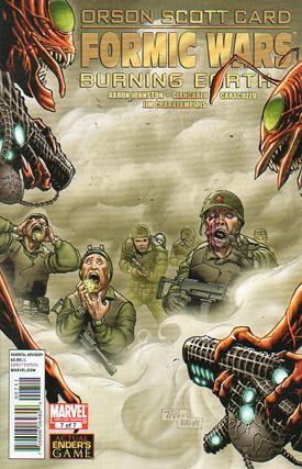 Formic Wars Burning Earth Vol 1 7