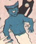 Henry McCoy (Earth-89768) from Fred Hembeck Destroys the Marvel Universe Vol 1 1 0001