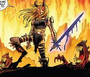 Illyana Rasputina (Earth-616) from Avengers vs. X-Men Vol 1 2 0001