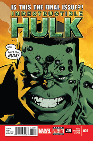 Indestructible Hulk Vol 1 20