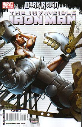 Invincible Iron Man Vol 2 18
