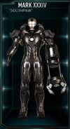 Iron Man Armor MK XXXIV (Earth-199999)