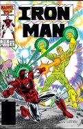 Iron Man Vol 1 211