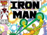 Iron Man Vol 1 211