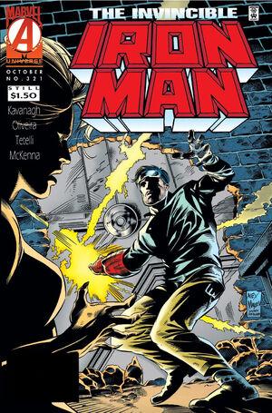 Iron Man Vol 1 321