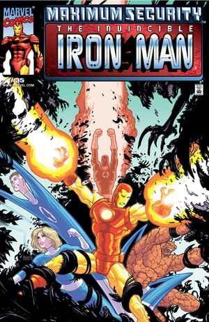 Iron Man Vol 3 35