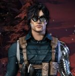 James Buchanan Barnes (Earth-TRN258) Marvel Heroes (video game)