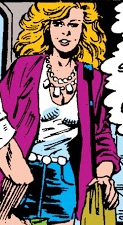 Jennifer (O.C.) (Earth-616) from Avengers West Coast Vol 1 63 001