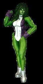 Jennifer Walters (Earth-TRN258) from Marvel Heroes (video game) 003