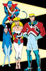 Lightning Force (Earth-597) from Excalibur Vol 1 10