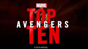 Marvel Top Ten Season 1 1