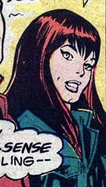Mary Jane Watson (Earth-7642) from Superman vs. the Amazing Spider-Man Vol 1 1 001