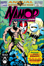 Namor the Sub-Mariner Annual Vol 1 1