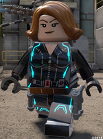 Natasha Romanoff (Earth-13122) from LEGO Marvel's Avengers 001