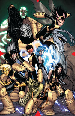 New X-Men (Earth-616) from X-Men Messiah Complex Vol 1 1 0001