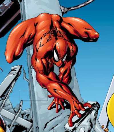 Spider Man Peter Parker In The Lego Incredibles Videogame: Peter Parker (Earth-15) From Exiles Vol 1 12 0001