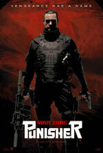 Punisher War Zone (film) Poster 005
