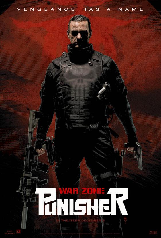 Punisher: War Zone (film) | Marvel Database | FANDOM powered by Wikia