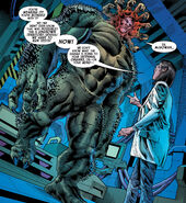 Reginald Fortean (Earth-616) and Charlene McGowan (Earth-616) from Immortal Hulk Vol 1 22 001